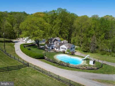 Phoenixville Single Family Home For Sale: 140 Jug Hollow Road
