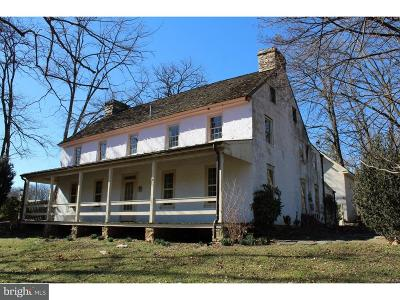 Coatesville Single Family Home For Sale: 1331 Valley Road
