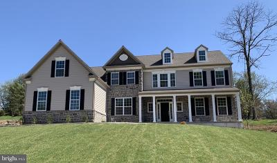 West Chester Single Family Home For Sale: 106 Piper Lane #LOT 3