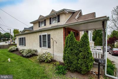 Wayne Single Family Home For Sale: 269 Old Eagle School Road