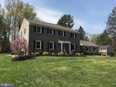 West Chester Single Family Home For Sale: 1090 Wood Lane