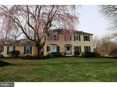 Chester County Single Family Home For Sale: 811 Lisadell Drive