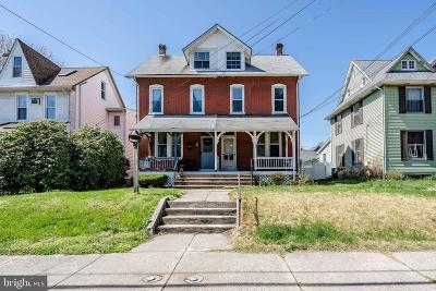 Downingtown Multi Family Home For Sale: 345 Washington Avenue