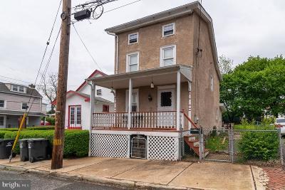 Phoenixville Single Family Home For Sale: 135 Penn Street