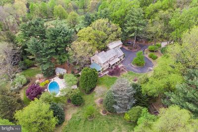 Malvern Single Family Home For Sale: 2125 Pikeland Road