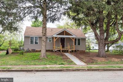 Phoenixville Single Family Home For Sale: 1109 Lane Avenue