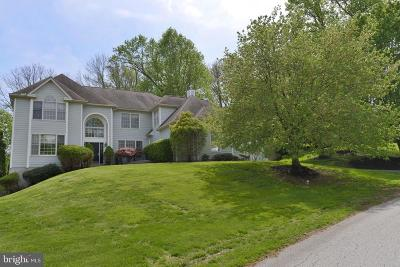 West Chester Single Family Home For Sale: 668 Militia Hill Drive