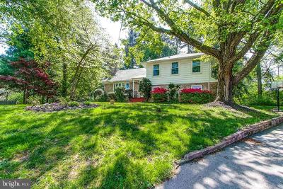Wayne Single Family Home For Sale: 1000 Townsend Circle