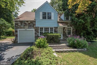 Berwyn Single Family Home For Sale: 965 W Conestoga Road