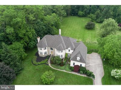 Berwyn Single Family Home For Sale: 542 Newtown Road