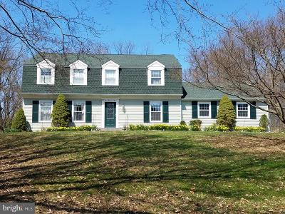 West Chester Single Family Home Under Contract: 605 E Pleasant Grove Road