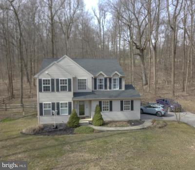 Honey Brook Single Family Home Under Contract: 1567 Telegraph Road