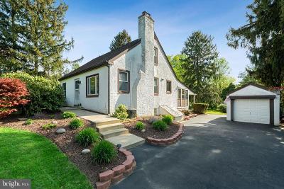 West Chester Single Family Home For Sale: 1120 Carolina Avenue