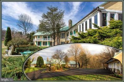 Chester Springs Single Family Home For Sale: 656 Saint Matthews Road