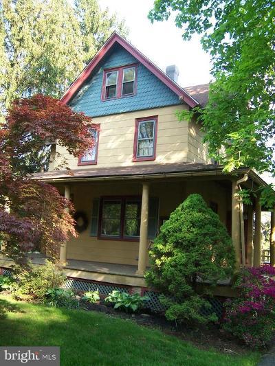 Berwyn Single Family Home For Sale: 637 W Conestoga Road