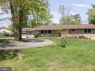 Newtown Square Single Family Home For Sale: 5 Fox Run Lane
