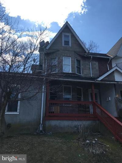 Coatesville Multi Family Home For Sale: 362 Walnut Street