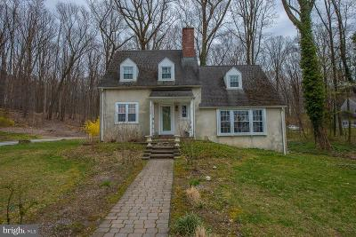 Exton Single Family Home For Sale: 406 Newcomen Road