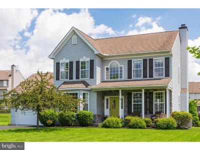 Downingtown PA Single Family Home Active Under Contract: $325,000