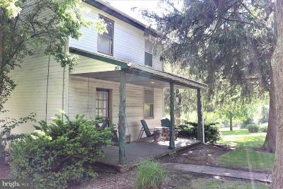 Coatesville Single Family Home For Sale: 2113 Strasburg Road