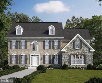Unionville, Chadds Ford Single Family Home For Sale: 14 Maple Lane #LOT 3