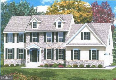 Unionville, Chadds Ford Single Family Home For Sale: 14 Maple Lane #LOT 2