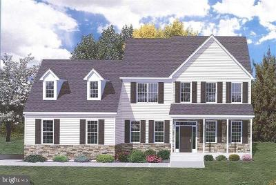 Unionville, Chadds Ford Single Family Home For Sale: 14 Maple Lane #LOT 4