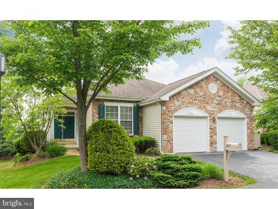 Chester County, Delaware County Single Family Home For Sale: 1607 Ulster Lane