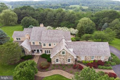 Chester Springs Single Family Home For Sale: 1149 Braefield Road