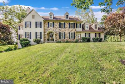 West Chester Single Family Home For Sale: 1009 Bala Farms Road
