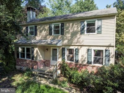West Chester Single Family Home For Sale: 1355 Hall Road