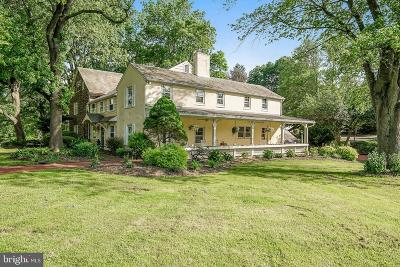 Pottstown Single Family Home For Sale: 886 Vaughn Road