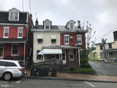 Phoenixville Single Family Home For Sale: 235 E High Street