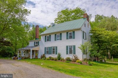 Oxford Single Family Home For Sale: 5112 & 5120 Street Road