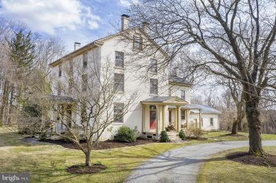 Landenberg Single Family Home For Sale: 762 Chambers Rock Road