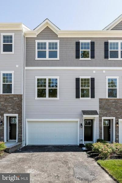 Downingtown Townhouse For Sale: Lot 106 Dawson Place