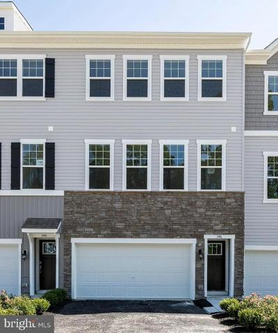 Downingtown Townhouse For Sale: Lot 88 Dawson Place
