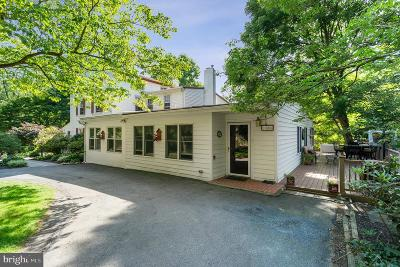 Landenberg Single Family Home For Sale: 1784 N Clay Creek Road