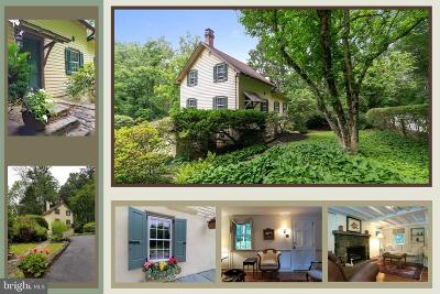 Wayne Single Family Home For Sale: 555 Hollow Road
