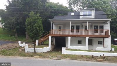 Coatesville PA Single Family Home Under Contract: $139,000