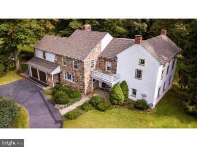 Pottstown Single Family Home For Sale: 401 Ebelhare Road