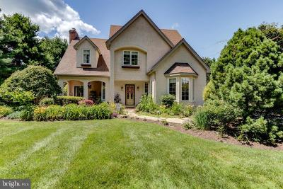 Unionville, Chadds Ford Single Family Home For Sale: 101 Ashford Drive