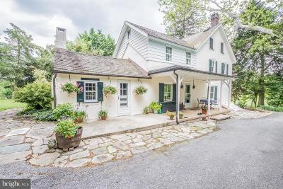 Newark, Kennett Square, Middletown, Wilmington, Greenville, Centerville, Chadds Ford, Landenberg Single Family Home For Sale: 231 Pemberton Road