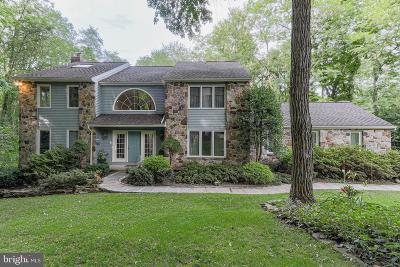 Chadds Ford Single Family Home For Sale: 10 Twin Turns Lane