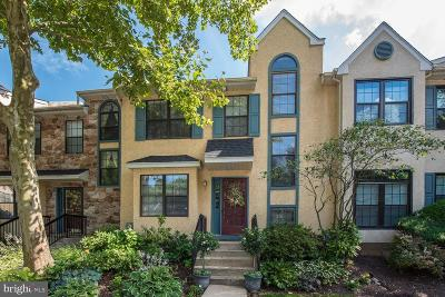 West Chester Townhouse Under Contract: 1472 Chestnut Court