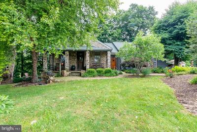 Single Family Home For Sale: 920 Lower Pine Creek Road