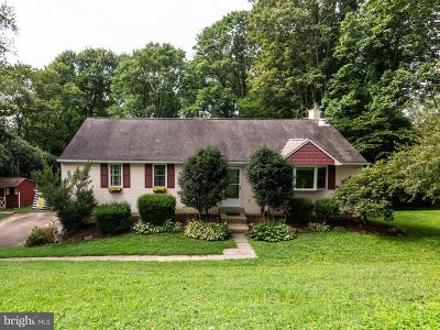 Chadds Ford Single Family Home For Sale: 42 Stirling Way
