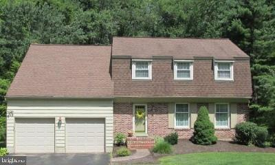 Coatesville PA Single Family Home For Sale: $299,900