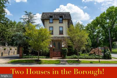 Downingtown Multi Family Home For Sale: 500 Washington Avenue