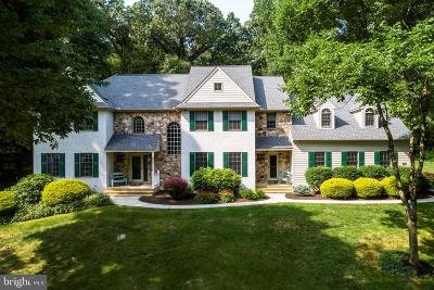 Chester Springs Single Family Home For Sale: 1159 Meredith Lane
